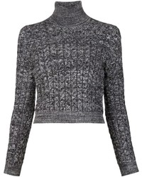 Arthur Arbesser Roll Neck Sweater