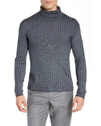 Robert Barakett Devon Regular Fit Turtleneck