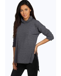 174bff7305dc1 Women's Turtlenecks from BooHoo | Women's Fashion | Lookastic.com