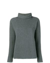 Ribbed turtleneck sweater medium 8465427