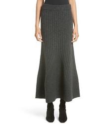 Stella McCartney Knit Wool Maxi Skirt