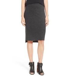 Madewell Rib Knit Sweater Skirt