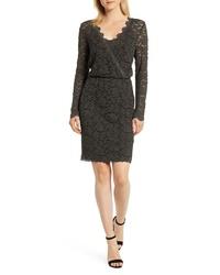 Rosemunde Delicia Scallop Detail Cotton Blend Lace Dress
