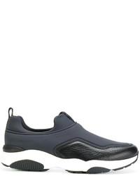 Salvatore Ferragamo Slim On Running Sneakers
