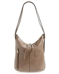 Merrin leather backpack grey medium 5262309