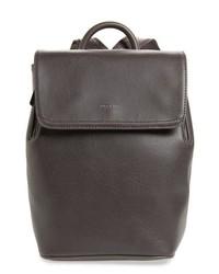 Mini fabi faux leather backpack medium 8686015