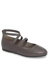 Eileen Fisher Joe Strappy Ballet Flat