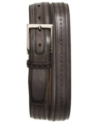 Magnanni Flash Leather Belt
