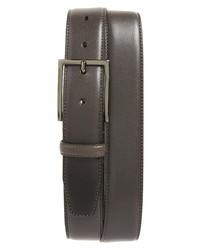 Nordstrom Men's Shop Marco Burnished Leather Belt