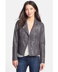 MICHAEL Michael Kors Michl Michl Kors Leather Moto Jacket