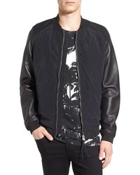 J. Lindeberg Thommy Bomber Jacket
