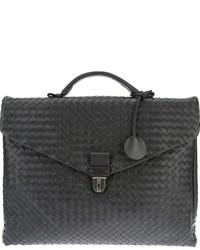 Intrecciato briefcase medium 28753