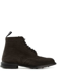 Church's Brogue Lace Up Boots