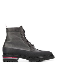 Thom Browne Longwing Lace Up Boots