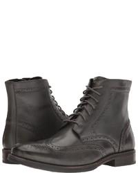 cfc3f74ec Men's Brogue Boots by Rockport | Men's Fashion | Lookastic.com