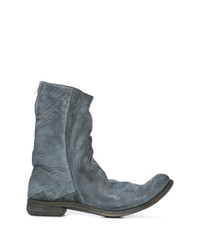 A Diciannoveventitre Relaxed Distressed Boots