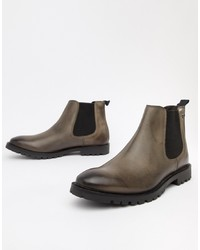 3113a1b466e Men's Leather Chelsea Boots by Base London | Men's Fashion ...