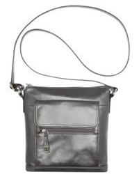 Giani Bernini Handbag Glazed Leather Crossbody Bag