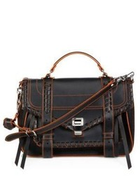 Proenza Schouler Ps1 Medium Whipstitched Leather Shoulder Bag