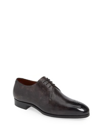 Magnanni Crosby Medallion Toe Derby