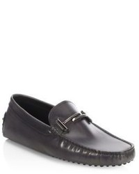 Tod's Leather City Gommini Drivers