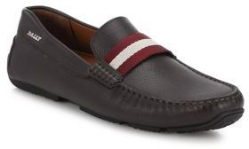 BallyPearce Pebbled Leather Driving Loafers yB3QjO