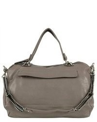 JoyMax Trading Gloria Shoulder Bag Grey