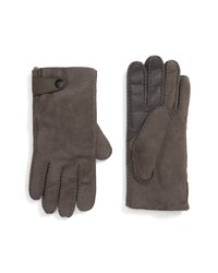 UGG Genuine Leather Tech Gloves