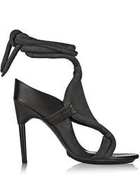 3.1 Phillip Lim Marquise Nubuck Sandals