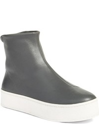 High top platform sneaker medium 951363