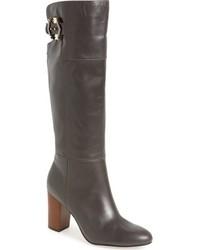 Coralie knee high studded buckle boot medium 806723