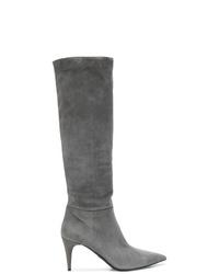 Prada Knee Length Boots