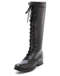 Melissa tall lace up boots medium 116202