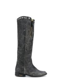 Golden Goose Deluxe Brand Star Detail Boots