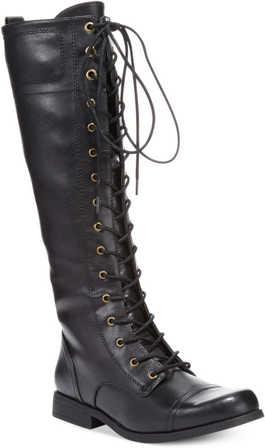 You searched for: tall lace up boots! Etsy is the home to thousands of handmade, vintage, and one-of-a-kind products and gifts related to your search. No matter what you're looking for or where you are in the world, our global marketplace of sellers can help you find unique and affordable options.