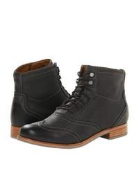 Sebago Claremont Boot Lace Up Boots Dark Grey
