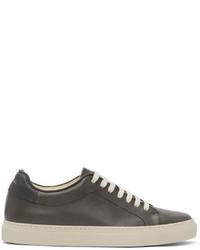 Paul Smith Grey Basso Sneakers