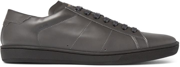 ca1c12831d5e Saint Laurent Saint Laurent SL 01 Court Classic Leather Sneakers ...