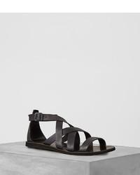 AllSaints Atlas Leather Sandal