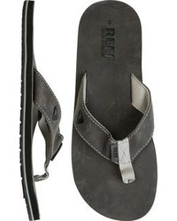 Reef Leather Smoothy Sandal