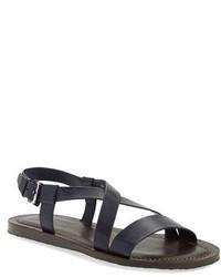 2270994952fa Salvatore Ferragamo Leather Sandals Out of stock · Salvatore Ferragamo  Nostro Crisscross Strap Sandal