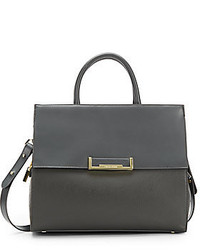 Ivanka trump heather faux leather briefcase medium 126975