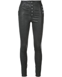 J Brand High Rise Skinny Trousers