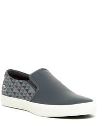Lacoste Gazon Slip On Sneaker