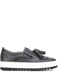 Salvatore Ferragamo Lucca Slip On Sneakers