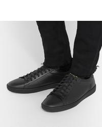 d3efcf4a9cc Saint Laurent Sl01 Court Classic Leather Sneakers, $495 | MR PORTER ...