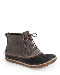 Sorel Out N About Leather Boot