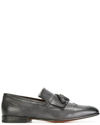 Tassel detail brogued loafer medium 3754306
