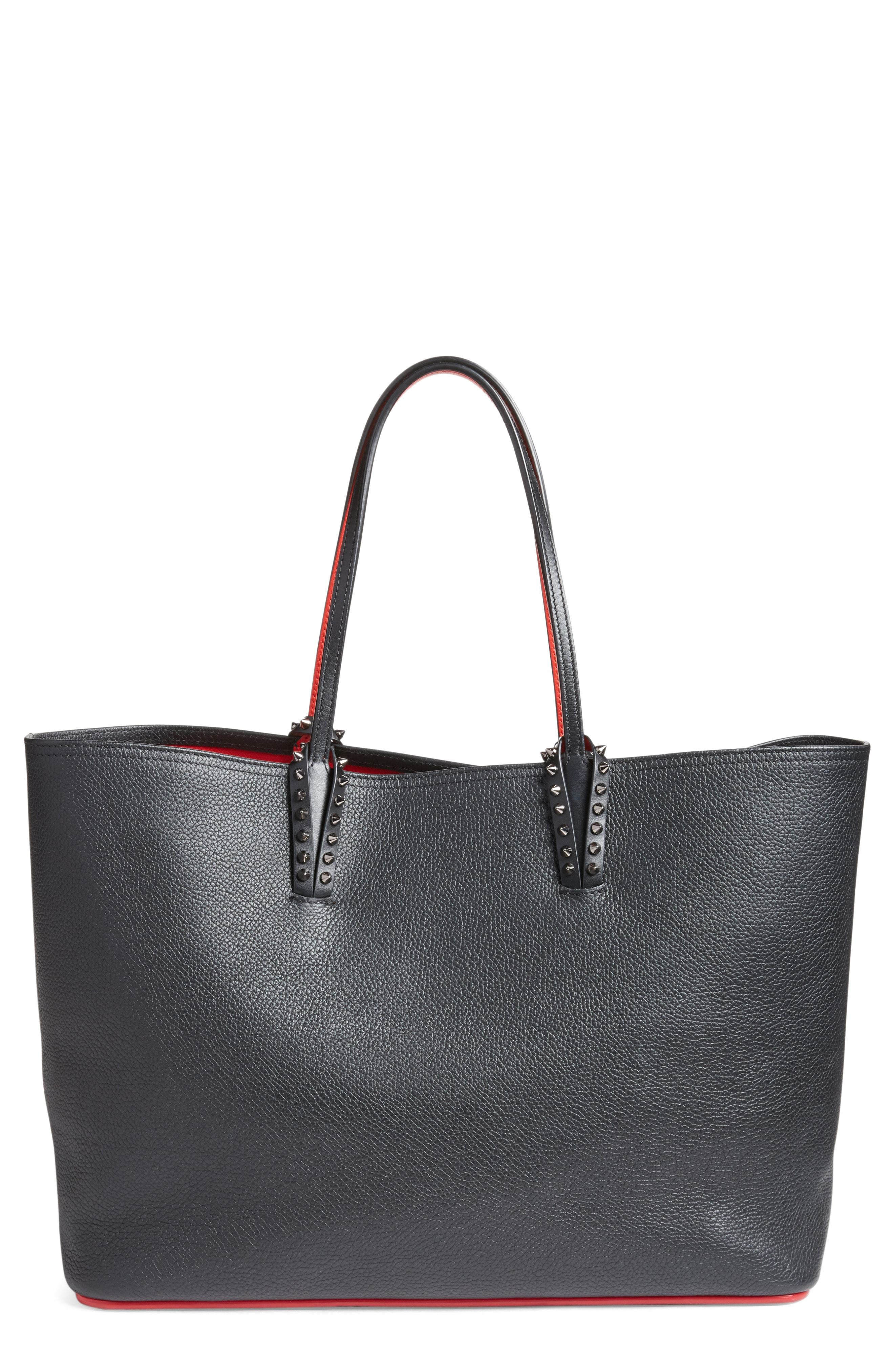 f85d7bd1c26a ... Christian Louboutin Cabata Calfskin Leather Tote