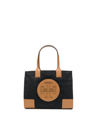 3b173f5f3e22 Women s Charcoal Leather Tote Bags by Tory Burch